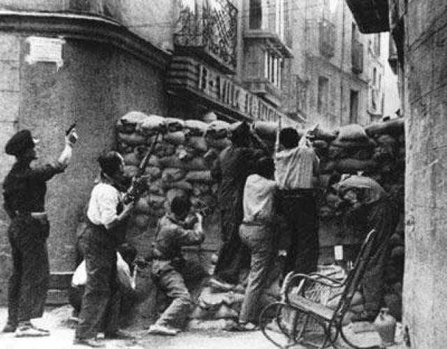 Mayo de 1937, la CNT cruza su Rubicón. – Ser Histórico
