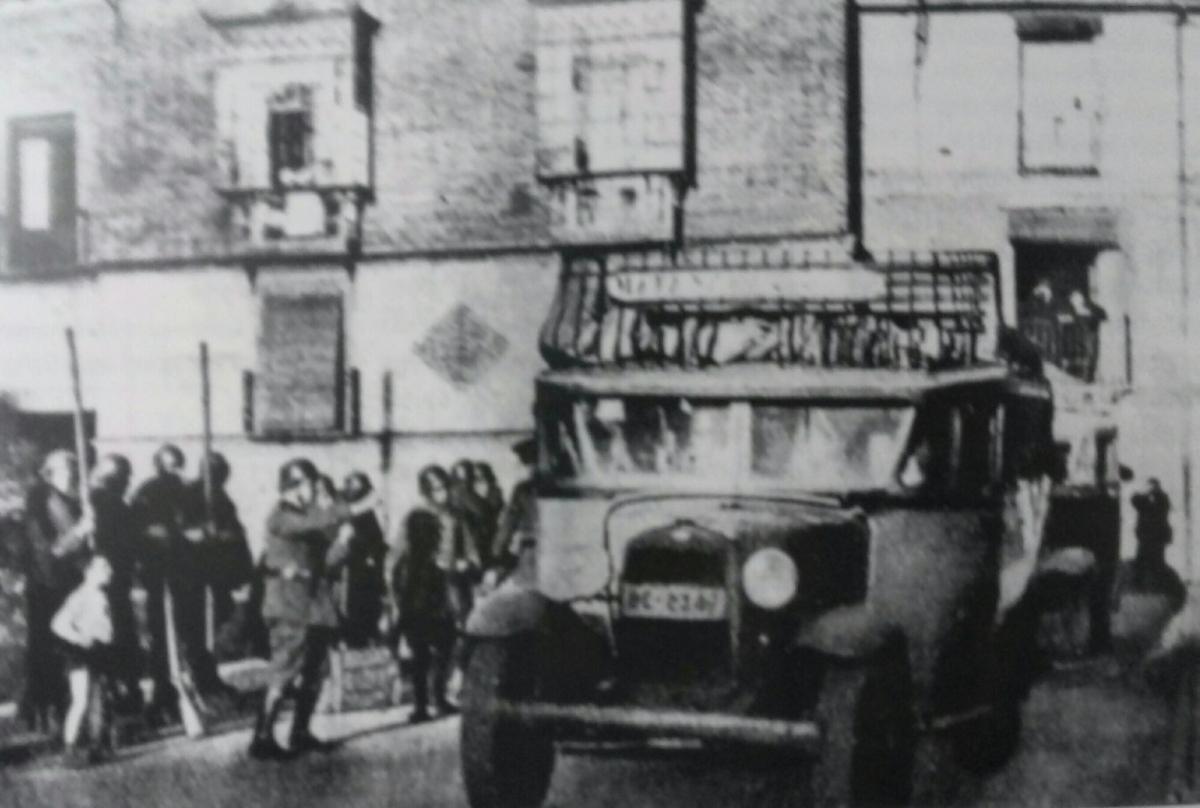 Fabero, diciembre de 1933, un día de furia libertaria.