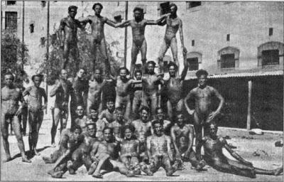 presos nus pati model 1933