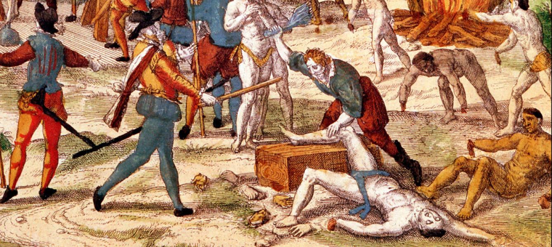 Día de la Hispanidad. Nada a celebrar.