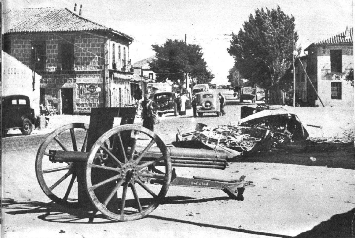 Guadarrama: un pueblo en la línea del frente durante toda la Guerra Civil