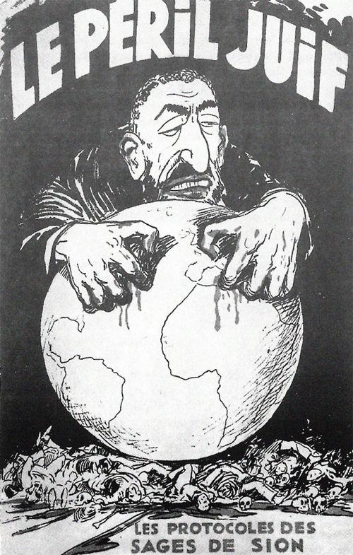 Protocolos de los sabios de sion judios controlar mundo