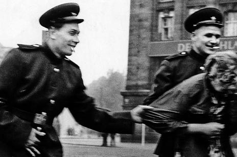 La violación como arma de guerra en Europa durante la II Guerra Mundial