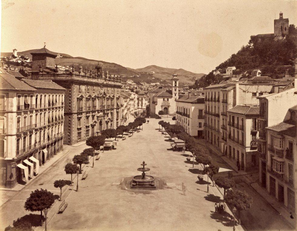 Plaza Nueva Granada antigua1