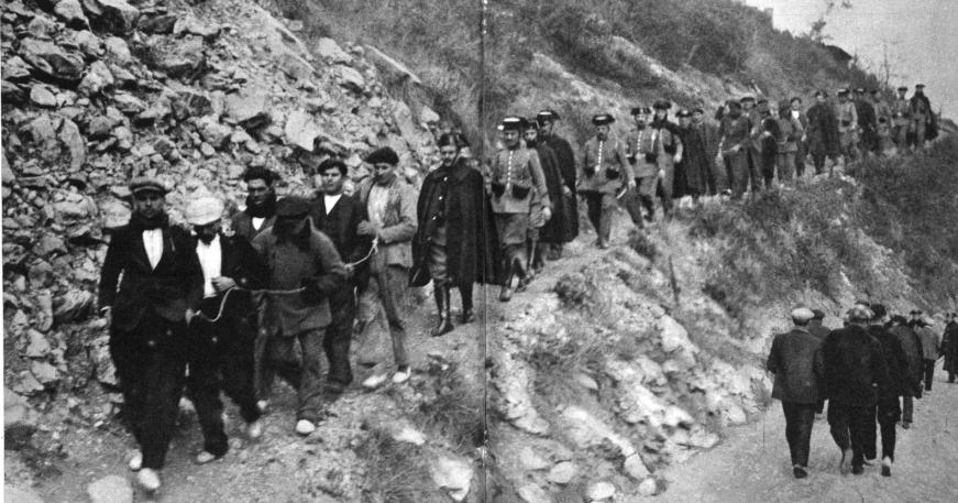 La revuelta de Fígols. Cinco días de Comunismo Libertario