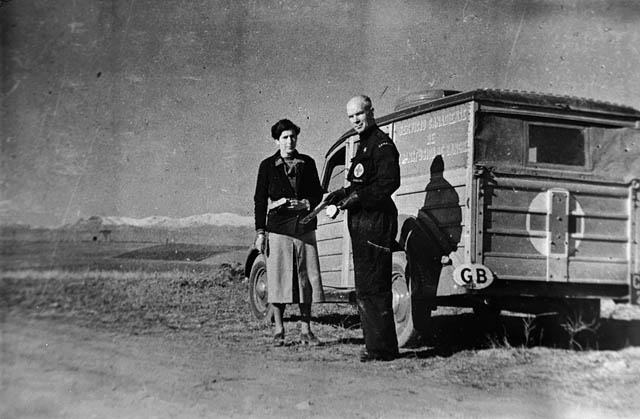 MÁLAGA, FEBRERO DE 1937: LA DESBANDÁ