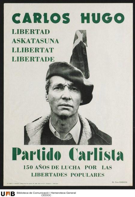 carlos hugo 1977