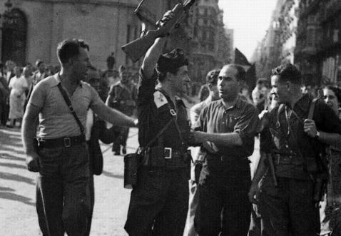 Juan García Oliver 19 07 1936