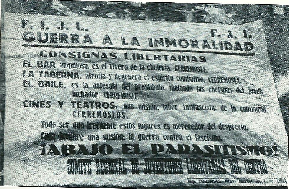 Campañas, leyes y movimientos contra el consumo de alcohol (s.XIX-XX)