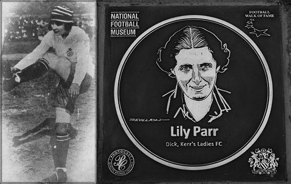Lily Parr (1905-1978)