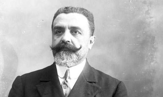 El inspector (y luego comisario) Francesc Martorell.