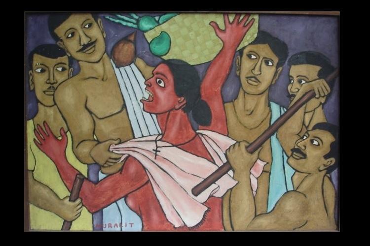 El impuesto a los senos [Arundhati Bhattacharya]