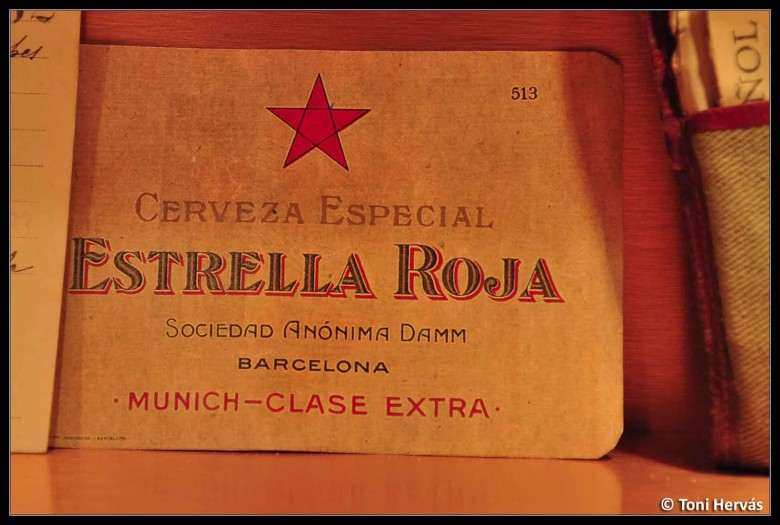 Estrella Roja Damm 2 (citar autoria de Toni Hervas i link al seu blog)