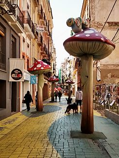 Calle_de_las_Setas,_Alicante