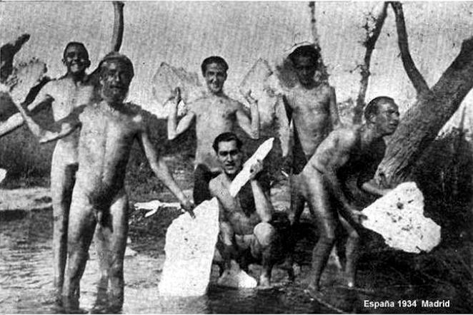 Anarconaturismo, sexualidad y amor libre: la reforma sexual en el anarquismo [Mae Cubero Izquierdo]