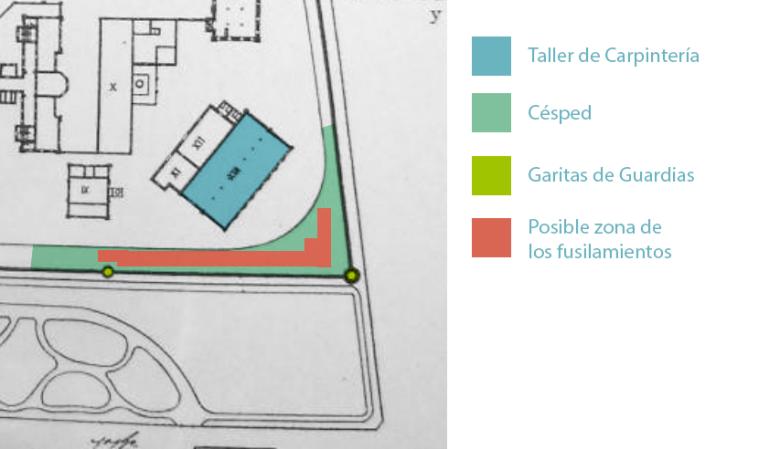 detalle del mapa de penitenciaria nacional