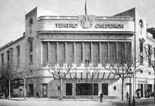 3 Teatro calderón