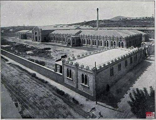 Según varios testimonios, el enfrentamiento se inició a las puertas de la fábrica textil Trinxet, una de las más grandes de l'Hospitalet de Llobregat.