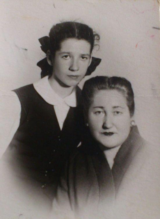 I. 3. ·Olga Beltrán y Elena Legaz