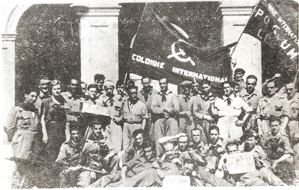 Los bordiguistas en la Guerra de España